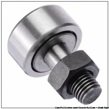 IKO CF 10-1 WBUUR  Cam Follower and Track Roller - Stud Type