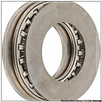 3.937 Inch | 100 Millimeter x 5.315 Inch | 135 Millimeter x 1.26 Inch | 32 Millimeter  CONSOLIDATED BEARING NAS-100  Needle Non Thrust Roller Bearings