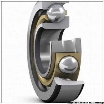 95 mm x 170 mm x 32 mm  FAG 7219-B-TVP  Angular Contact Ball Bearings