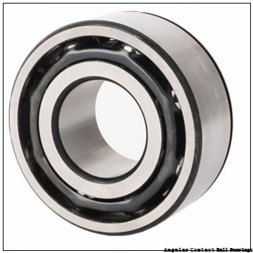 55 mm x 100 mm x 21 mm  FAG QJ211-TVP  Angular Contact Ball Bearings