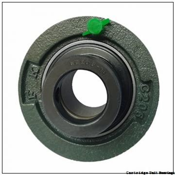 QM INDUSTRIES QMMC13J208SEB  Cartridge Unit Bearings