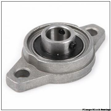 QM INDUSTRIES QAACW22A407SM  Flange Block Bearings