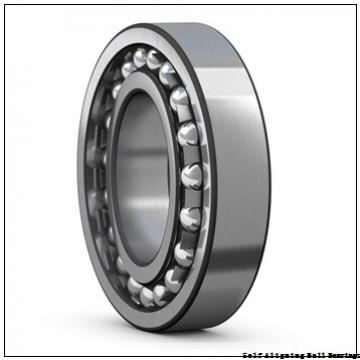 CONSOLIDATED BEARING 2306E-2RS C/3  Self Aligning Ball Bearings