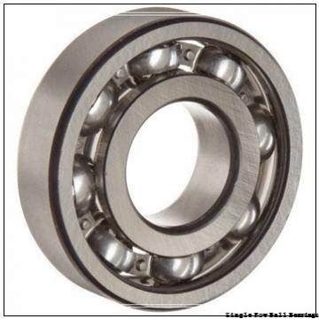 50 mm x 110 mm x 44,45 mm  TIMKEN W310PP  Single Row Ball Bearings