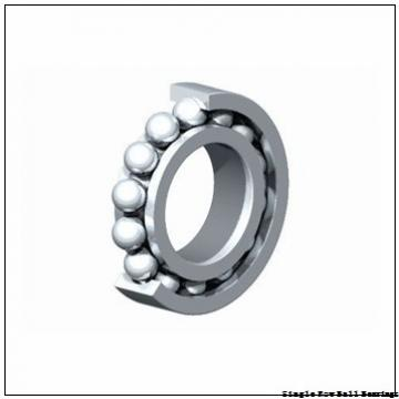 25 mm x 52 mm x 15 mm  TIMKEN 205KDD  Single Row Ball Bearings