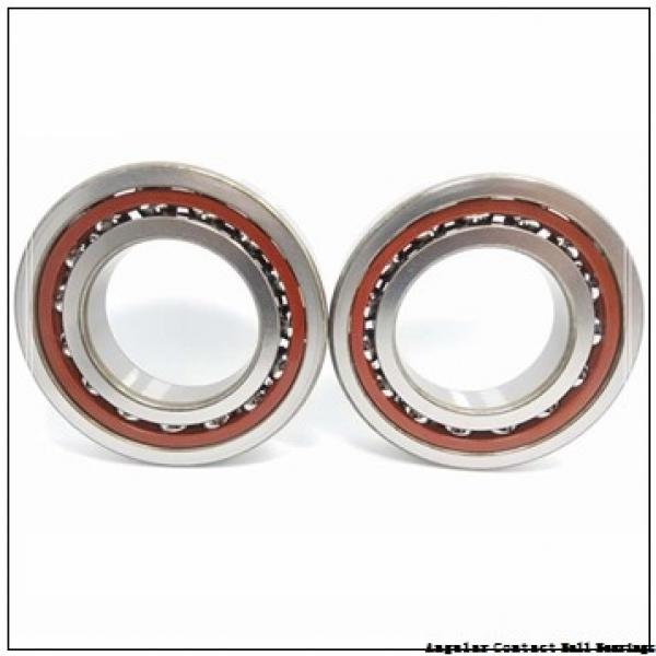 FAG 7217-B-MP-UA  Angular Contact Ball Bearings #3 image
