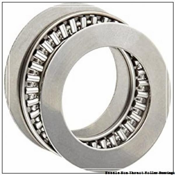 0.669 Inch | 17 Millimeter x 1.457 Inch | 37 Millimeter x 0.787 Inch | 20 Millimeter  CONSOLIDATED BEARING NAS-17  Needle Non Thrust Roller Bearings #2 image