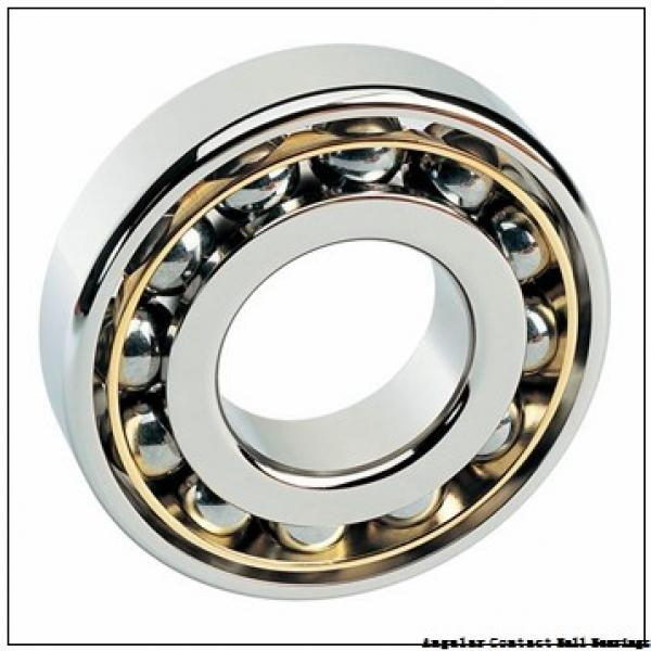 FAG QJ209-MPA  Angular Contact Ball Bearings #1 image