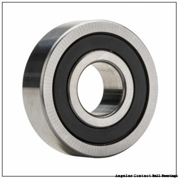 FAG 7217-B-MP-UA  Angular Contact Ball Bearings #1 image