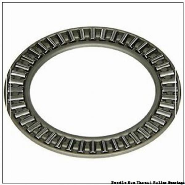 9.449 Inch | 240 Millimeter x 11.811 Inch | 300 Millimeter x 2.362 Inch | 60 Millimeter  CONSOLIDATED BEARING NA-4848 P/5  Needle Non Thrust Roller Bearings #1 image