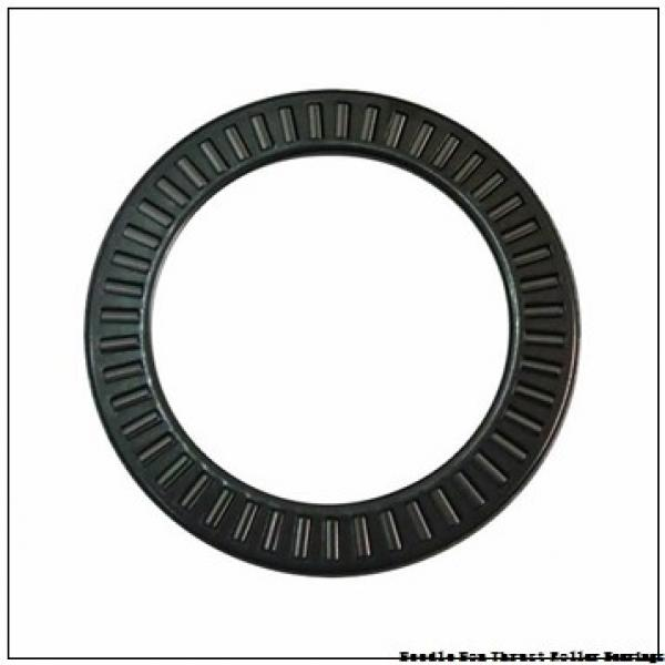 0.669 Inch | 17 Millimeter x 1.457 Inch | 37 Millimeter x 0.787 Inch | 20 Millimeter  CONSOLIDATED BEARING NAS-17  Needle Non Thrust Roller Bearings #1 image