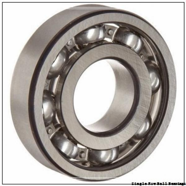 35 mm x 80 mm x 34,92 mm  TIMKEN W307PP  Single Row Ball Bearings #1 image