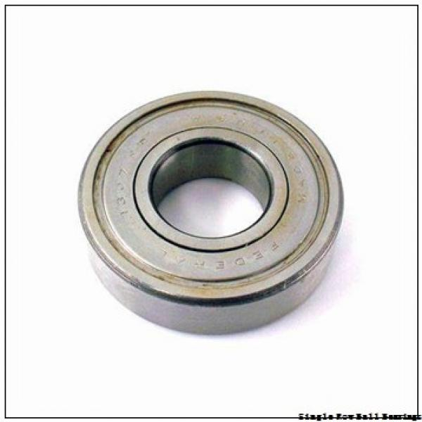 35 mm x 80 mm x 34,92 mm  TIMKEN W307PP  Single Row Ball Bearings #3 image